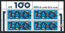 France 2021 - Yv N° 5493 ** - 100 Ans Du Code De La Route - Ongebruikt