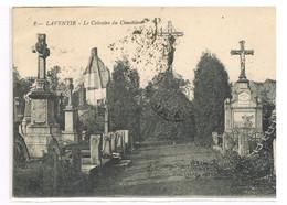 07- 2021  - PAS DE CALAIS - 62 - LAVENTIE - Calvaire Du Cimetière - Laventie