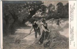 61lp 1512 CPA - SALON DE 1914 - E. LAHITTE - FENAISON EN BRETAGNE - Pintura & Cuadros