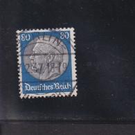 RAL1.4 /  Deutsches Reich  494 Hindenburg  / Zentriert Vollstempel Berlin - Oblitérés