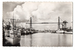 43713-ZE-44-NANTES-Le Pont Transbordeur--------------bateaux - Nantes