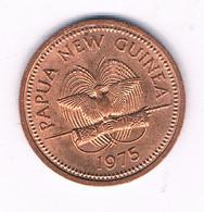 1 TOEA 1975 PAPOEA NEW GUINEA //5728/ - Papua New Guinea
