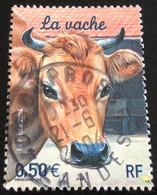 TIMBRES   DE    FRANCE   N° 3664       OBLITÉRÉS  ( LOT: 9011) - Usati