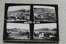 Cpm 1965, Odeillo Via Font Romeu, Divers Aspects, Pyrénées Orientales 66 - Andere Gemeenten