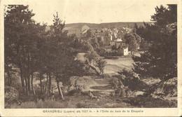 8666 CPA Grandrieu ( Gandrieux ) - A L'Orée Du Bois De La Chapelle - Gandrieux Saint Amans