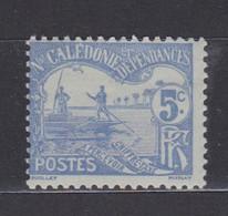 NOUVELLE -CALEDONIE TAXE N° 16 * TB 1 - Portomarken
