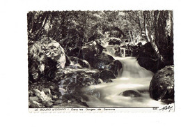 Cpm - 38 - Bourg-d'Oisans - Dans Les Gorges De Sarenne - ROBY 138  - 1955 - - Bourg-d'Oisans