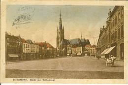 "CP De ROERMOND "" Markt Met Kathedraal "" - Roermond"