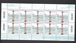 Deutschland BRD  **   3615 Leuchttürme Leuchtfeuer Tinsdal  Neuausgabe 01.07.2021 - Nuovi