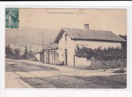 HYEVRE-PAROISSE : La Gare - Très Bon état - Autres Communes