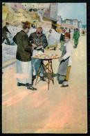 LIBAN - BEYROUTH  - Marchand Des Gateaux.( Ed. L. Férid , Librairie Nº 432)  Carte Postale - Mercanti