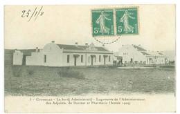 ALGERIE - CORNEILLE - Le Bordj Administratif - Logements De L'Administrateur, Des Adjoints, Docteurs Et Pharmacie (1909) - Other Cities