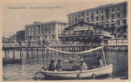 CIVITAVECCHIA-ROMA-STABILIMENTO BALNEARE=PIRGO=-CARTOLINA NON VIAGGIATA ANNO 1925-1935 - Civitavecchia
