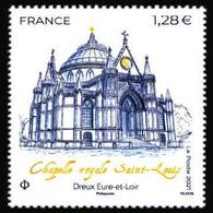France 2021 - Chapelle Royale Saint-Louis - Dreux (Eure-et-Loir) ** - Neufs