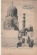 Cartolina - Postcard /  Non Viaggiata - Unsent /  Cairo - Tombeaux De Mameloucks - Cairo