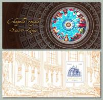 France 2021 - Souvenir Philatélique « La Chapelle Royale Saint-Louis»  ** - Neufs
