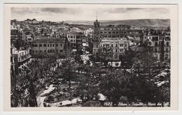 R1163 /  CARTE  Photo  :  LIBAN , LIBANON , TRIPOLI  - PLACE  DU  TELL  - TELL   SQUARE - Lebanon