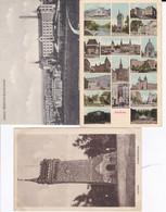 DC3529 - Ak Aachen 3 Karten Lot Elisabeth-Krankenhaus Sehenswürdigkeiten Aussichtsturm - Aachen