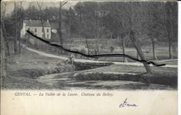 GENVAL - La Vallée De La Lasne. Château Du Belloy - Rixensart