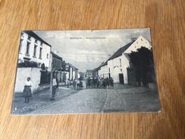 CP Ancienne De Marbais : Maison Communale (1916) - Villers-la-Ville