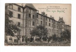 MONTFERRAND (63) - Vue Générale De L'Hôpital (Hôpital Temporaire N° 78) - Other Municipalities