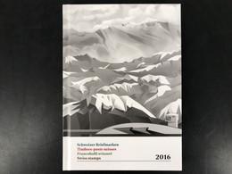 Schweiz Offizielles Jahrbuch Der PTT 2016 Postfrisch MNH - Non Classés