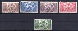 Serie Nº 259/63 Guatemala - Guatemala