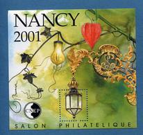 ⭐ France - Bloc Souvenir CNEP - YT N° 33 ** - Neuf Sans Charnière - 2001 ⭐ - CNEP
