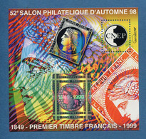 ⭐ France - Bloc Souvenir CNEP - YT N° 28 ** - Neuf Sans Charnière - 1998 ⭐ - CNEP