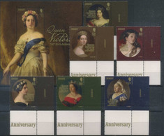 Jersey 2019 Royalties, Royal Family, Queen Victoria MNH** - Jersey