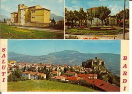 """CP De Saluti BARDI """" Scorci Panoramici E Casa Di Riposo """" - Parma"""
