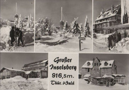 Inselsberg - Mit 5 Bildern - Ca. 1975 - Other