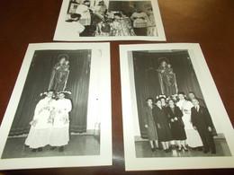 B788   6 Foto Ponzi Rivoli Seminario Arcivescovile 1953 Cm15x10,5 - Sin Clasificación