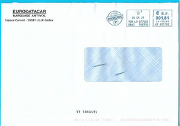 NOUVEAU Marque De Tri BP [80219] EMA CP 651702 - Mechanische Stempels (varia)
