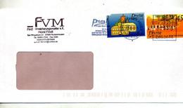 Lettre Poste Privee  Prosa  Vignette Albisheim Bolanden - Machine Stamps (ATM)