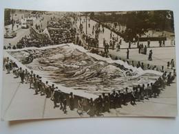 D181082   MEXICO  -  RPPC   Manifestación Popular Al Triunfo De La Gran Lucha Del Pueblo Mexicano  Ca 1958 - Mexico