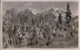 Hoher Göll - Im Winterkleid - Ca. 1960 - Andere