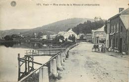 Belgique - Yvoir - Attelage De Chien à L' Embarcadère - Yvoir