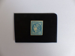 CERES  45  REPORT  3  NEUF *  COTE  2100 € - 1870 Bordeaux Printing