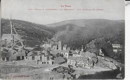 MINES De LAFENASSE ( Le Tarn ) Prés Réalmont: Vue Générale Des Usines- 1919 - Other Municipalities