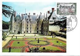1559 - CHATEAU DE LANGEAIS, 1er Jour Au 05-1968 - 1960-69
