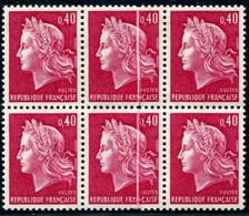 Lot N°A999 Variétés N°1536b Neuf ** Luxe - Varieties: 1960-69 Mint/hinged