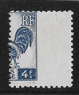 Algérie N°222 - Variété Piquage à Cheval - Neuf * Avec Charnière - TB - Unused Stamps