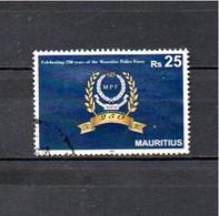 Timbre  Oblitére De L'ile Maurice  2017 - Mauritius (1968-...)