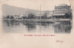 WAULSORT  PANORAMA  HOTEL DE LA MEUSE   !!! KREUKJES HOEK - Walcourt