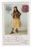 ETATS UNIS - HAWAII  Hawaiian Hula Dancer, Pionnière (voir Description) - Non Classificati