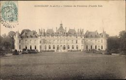 CPA Sonchamp Yvelines, Chateau De Pinceloup - Andere Gemeenten