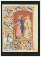 Maximum Card Belgium 1990 St. Bernard - Ohne Zuordnung