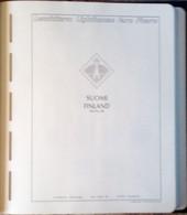 Leuchtturm - ALBUM FINLANDE 1856/1981 SF Avec RELIURE DP VERTE (Occasion) - Binders With Pages