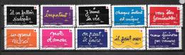 2021 - Croix Rouge - Oblitéré - 2 - Adhesive Stamps
